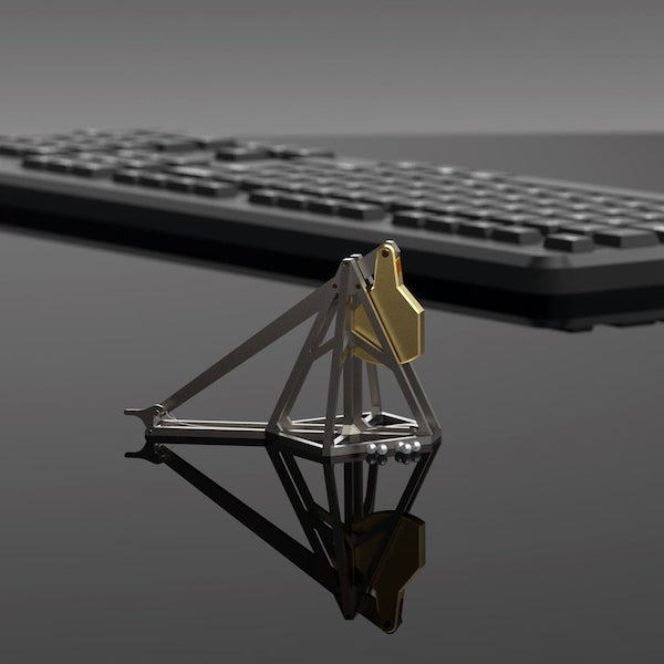desktop metal trebuchet