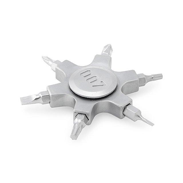 portable fidget spinner multi tool