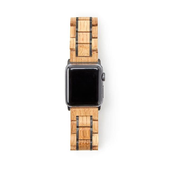 Wine Barrel Apple Watch Strap