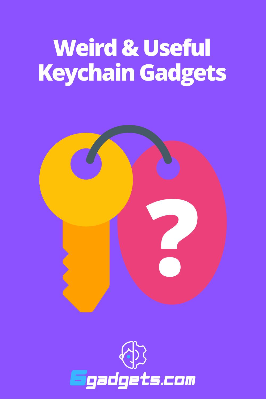 keychain gadgets