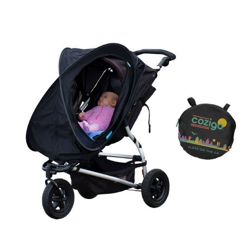 COZIGO – Stroller & Plane Bassinet Cover