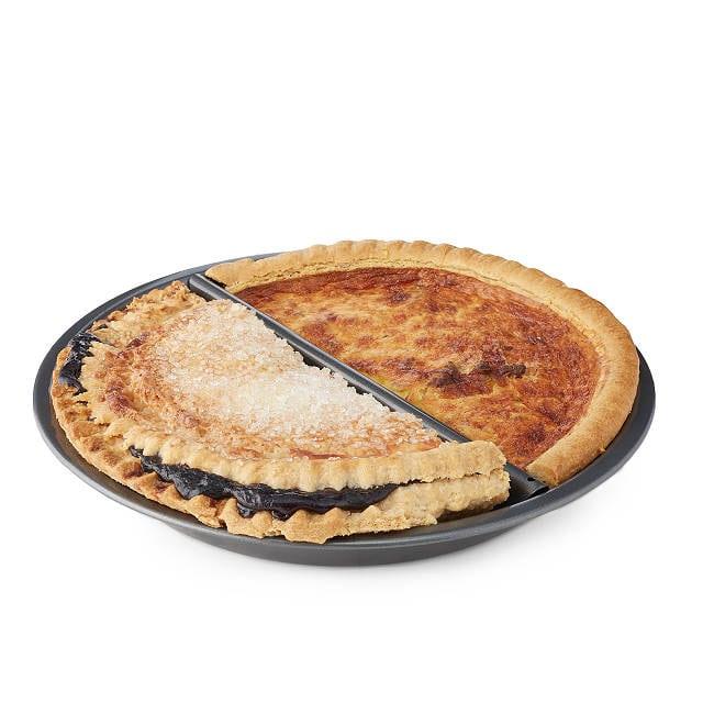 Split-Decision Pie Pan