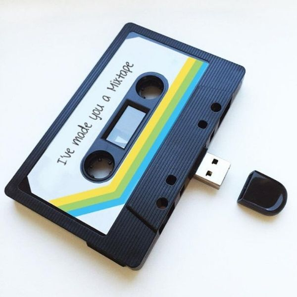USB Authentic Retro Mixtape