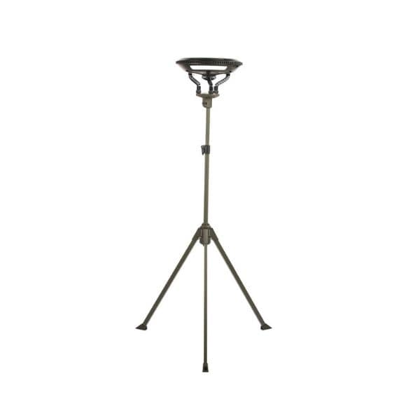 UFO Outdoor Solar Tripod With LED Light &  Bluetooth Speaker