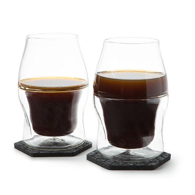 Coffee Enhancing Glassware