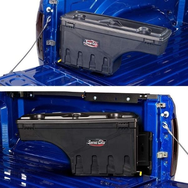 SwingCase Truck Bed Storage Boxes