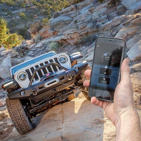 WARN Wireless HUB Receiver & App