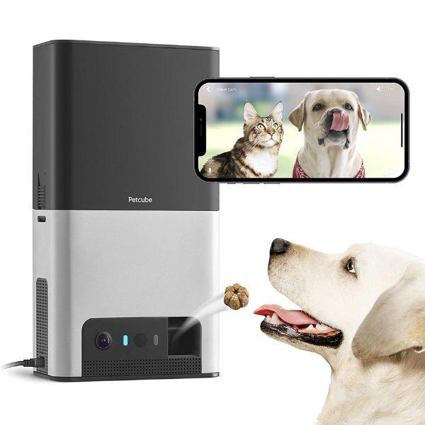 Petcube Bites 2 Smart Camera & Treat Dispenser