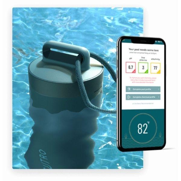 SUTRO Smart Floating Pool Water Monitor