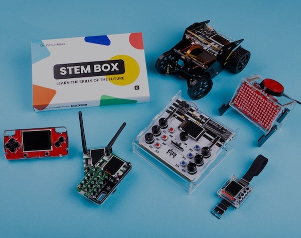 circuitmess stembox gadgets for kids