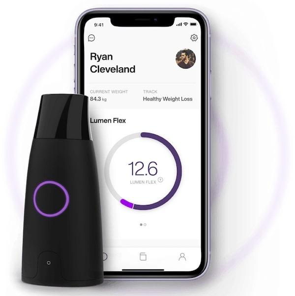 lumen metabolism tracking fitness gadget